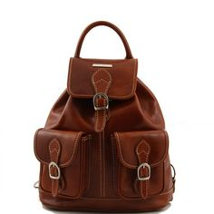 Tuscany Leather Tokyo Leather Backpack
