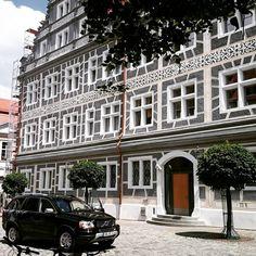 Fassade Kanzlei Ansbach