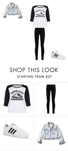 """""""casual"""" by ikatsamaki on Polyvore featuring Gucci, adidas, Hollister Co. and plus size clothing"""