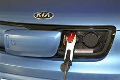 Kia Soul EV électrique : comment la recharger ?
