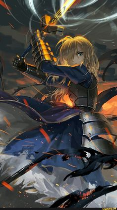 Browse Saber Fate/Stay Night Fate/Zero collected by Nada and make your own Anime album. Arturia Pendragon, Military Helicopter, Fate Zero, Anaconda, Type Moon, Fate Stay Night, Manga, Anime Style, Fun Facts