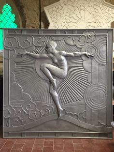 Series of 3 Relief projects