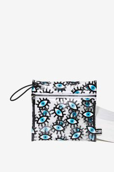 Circus by Sam Edelman Miles Clear Bag - Eyes - Accessories | Bags + Backpacks