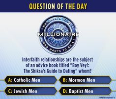 """Show what you know about """"The Bachelorette"""" fan favorite Arie Luyendyk Jr., then watch him play #MillionaireTV on Monday for charity. Don't miss this brand-new week of """"Millionaire"""" with host Chris Harrison. Go to www.millionairetv.com for time and channel to watch."""