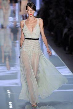 Christian Dior Spring 2012 #fashionweek