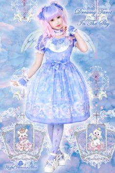 Kimura U in Dreamy Tarot in the Sky
