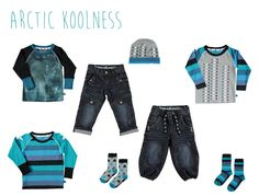 Jeans and cool t-shirts for autumn/winter from KOOLS KIDS Available in our webshop from August 2015