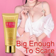 Bioaqua breast enlargement cream From A to D cup Effective breast enhancer cream for increase breast 60g breast care
