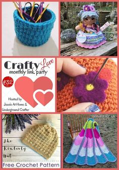 Crafty Love Link Party 32