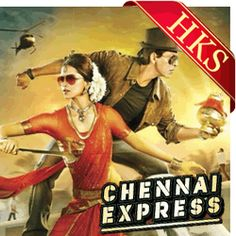 SONG NAME - Titli  MOVIE/ALBUM - Chennai Express  SINGER(S) - Gopi Sunder, Chinmayi Sripaada  MUSIC DIRECTOR - Vishal–Shekhar  YEAR OF RELEASE - 2013  CAST - Deepika Padukone, Shahrukh Khan