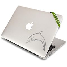 Leaping Dolphin Decal