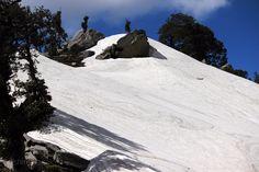 Frozen view of Snowline