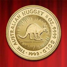 NUGGET | KANGAROO, 1/2OZ GOLD, MIXED YEARS in stock and has just been added to http://www.bullionuk.com/products/gold/coins/australia/nugget-kangaroo-1-2oz-gold-mixed-years_2.html