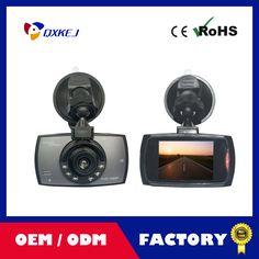 "Hot sale 2.4"" Car Dvrs Car Camera Recorder G30 with Motion Detection Night Vision G-Sensor Dvrs Dash Camera Black Box Russia"