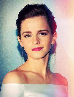 Emma Watson. Always a class act.