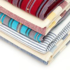from Poketo // Turkish Pestemal Towels