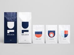 Deluca Coffee — Christopher Doyle & Co.