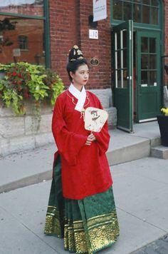 【多伦多汉服】Traditional Chinese fashion in Ming dynasty style