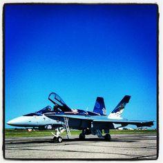 Lethbridge air show 2012 CF-18 Hornet