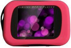 MP4 Tela 1,8″ Com Fm e Grav Logic Fl738 4 Gb Pink