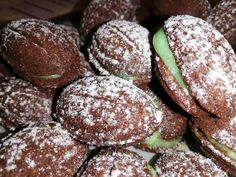 Mandula Hungarian Recipes, Hungarian Food, Churros, Nutella, Muffin, Food And Drink, Cookies, Chocolate, Breakfast