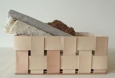 Collaboration between Metrode and Leather By Mike on Etsy.  Via Remodelista.  @Susan Seward