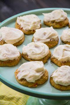 WW2 Carrot Cookies Recipe