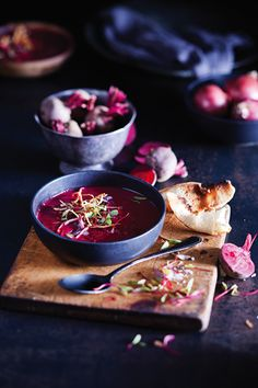 Purple Food ~ Copywrite C+D Photo