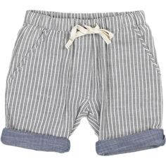Esteban Striped Shorts