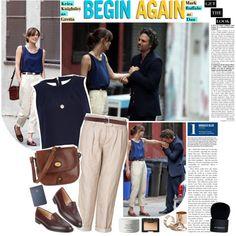 I loved Keira's/Gretta's style in Begin Again!