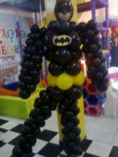 Balloon batman