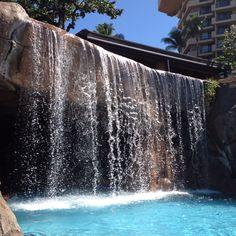 Swimming Pool @ Hyatt Regency, Maui