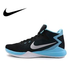 NIKE Originals High DXM Men s ZOOM EVIDENCE Basketball Sport Shoes 9ed1046f351
