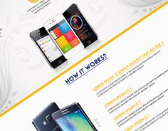 """Check out new work on my @Behance portfolio: """"Mobile Layout Design"""" http://be.net/gallery/43231717/Mobile-Layout-Design"""