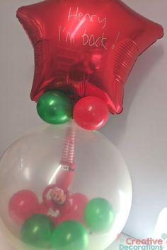 Stuffed Balloons - Make your gift stand out - Creative Decorations Girl Birthday, Birthday Gifts, What Is Stuffing, Balloon Bouquet, New Mums, The Balloon, Stuffed Balloons, Creative Decor, Balloon Decorations