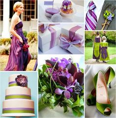 Purple and Green Wedding Theme | http://simpleweddingstuff.blogspot.com/2014/04/purple-and-green-wedding-theme.html