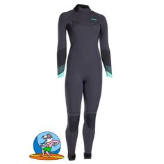 ION 2018 Wetsuits Jewel Amp Semidry 6.5/5.5 BZ DL Diving Suit, Summer Winter, Wetsuit, Amp, Jewels, Suits, Swimwear, Collection, Fashion