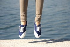Scandinavian sneakers from the happiest country in the world! They make us happy just looking at them.  Clean design make this athleisure sneaker stand out from the crowd.  Eco friendly manufacturing and made in the same factory since 1972.  What's not to love about these shoes for men and women?