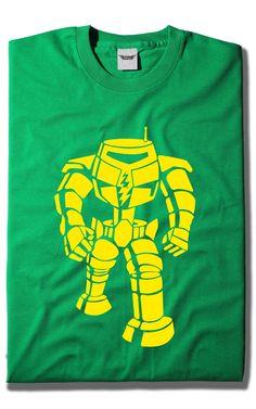 Camiseta Manbot