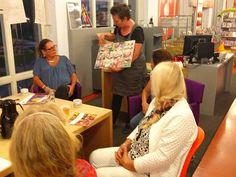 In het kader van de Week van de Alfabetisering werd in Nieuw-Buinen een Taalroute georganiseerd door het Sociaal Team en de Bibliotheek.  Lees verder op onze website.