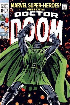 Marvel Super-Heroes vol 1 #20 Doctor Doom