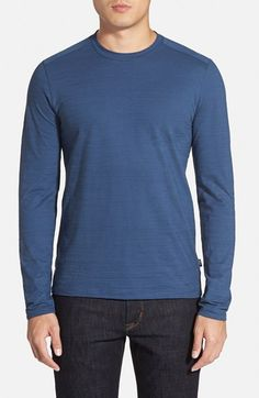 BOSS 'Leo 45' Slim Fit Crewneck T-Shirt available at #Nordstrom