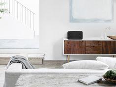 Mueble y altavoz Sonos Play 5