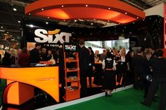 Stand sixt