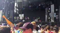 """Moon Taxi + Nick Petricca (Walk the Moon) - """"Everybody Wants to Rule the World"""