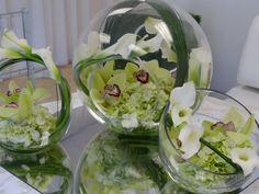Fleurish design , bubble flowers
