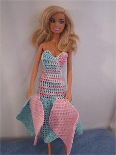 Le défilé des créations -stylistes : Barbie-fleur - Panpanette
