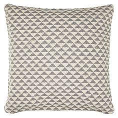 Buy John Lewis Mini Diamond Floor Cushion Online at johnlewis.com
