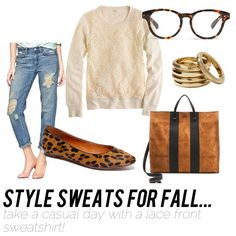 jillgg's good life (for less) | a style blog: fall trends to try: 'fancy' sweatshirts!