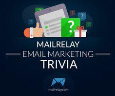 ¿Te gustan los concursos? Participa en Mailrelay email marketing Trivia Quiz